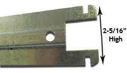 Anderson Hickey File Cabinet Bars File Rails Anderson