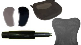 Herman Miller Chair Parts-Ergon  sc 1 st  Oodles of Parts Plus & Herman Miller Chair Parts-Aeron Ergon Equa chairs